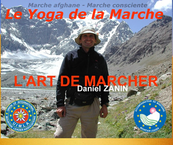 Daniel Zanin, explorateur de la marche
