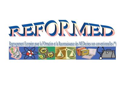 REFORMED Regroupement Européen pour la FOrmation et la Reconnaissance des MEDecines non conventionnelles