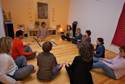 Yogsansara, école de formation en yoga et ayurveda