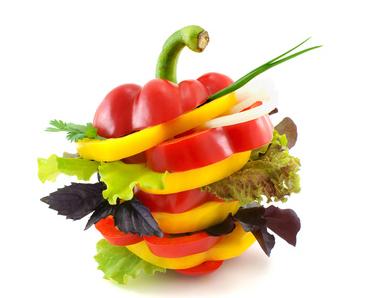 L'alimentation végétarienne un trésor de bienfaits !