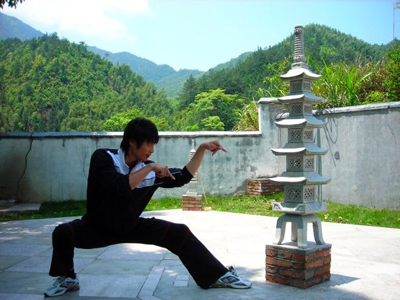 Rising Dragon School – Ecole d'arts martiaux – Chine