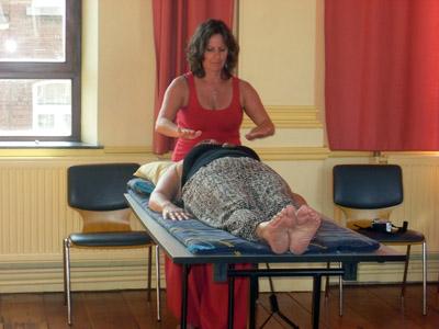 Espace Equilibre – Anne-Marie Goblet – Maitre praticien – Belgique