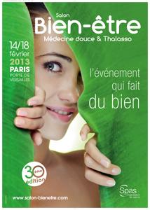 Salon Bien-être, Médecine douce et Thalasso – Île-de-France