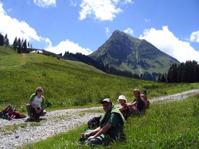 Stages de Jeûne, Yoga et randonnée en Suisse romande