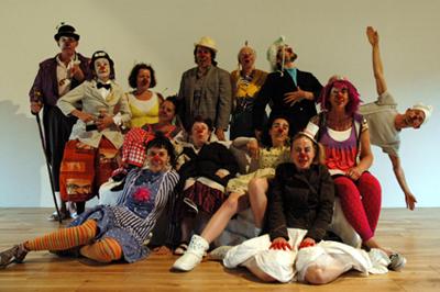 ClownEssence ◊ l'Ecole du Clown Éveilleur ◊