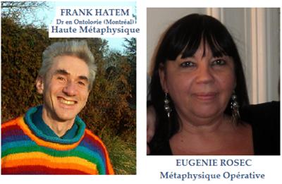 Frank Hatem, ontologie, métaphysique, Île-de-France