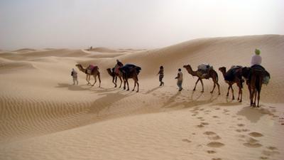 Trek – Sophrologie et découverte de Soi – Désert Tunisien du 02/05/2014 au 9/05/2014