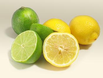 Zoom sur le citron !