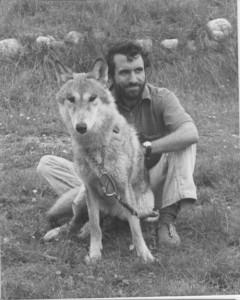 L'homme à la louve