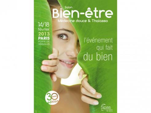 Salon Bien-être du 14 au 18 février 2013 à Paris