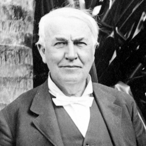 Citation de Thomas Edison
