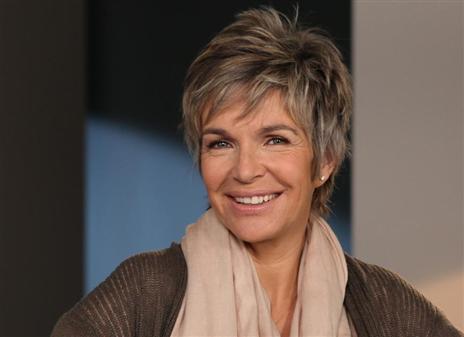 Véronique Jannot : » Le bonheur n'est pas un dû. C'est un cadeau «
