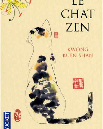 Neo-bienêtre recommande «Le chat zen» de Kwong Kuen Shan