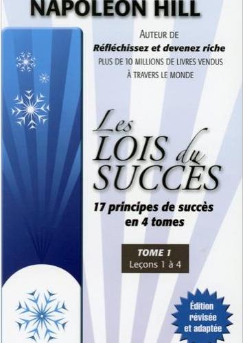 Neo-bienêtre recommande «Les lois du succès» de Napoleon Hill