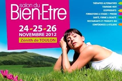 Salon du bien-être à Toulon