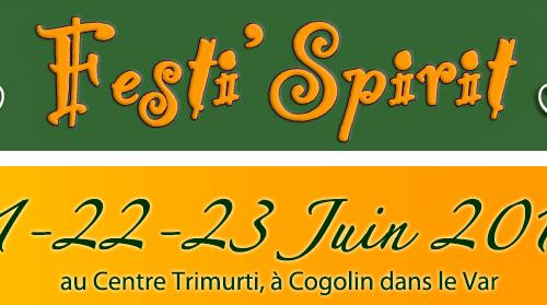 Festi'spirit au centre Trimurti