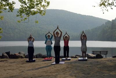 Yoga en Suisse