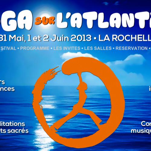 Yoga sur l'Atlantique