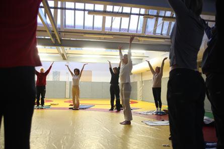 Idées reçues sur le Yoga : Le yoga c'est pour le troisième âge