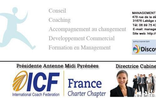 Coaching et formation en management – Organisme de Formation – Formations éligibles DIF