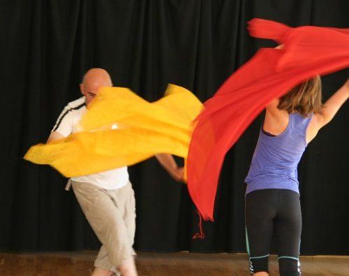 Méthode Feldenkrais et Mouvements Dansés du 4 au 10 août 2013