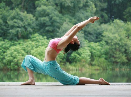 Le Yoga nous permet d'adopter la positive attitude
