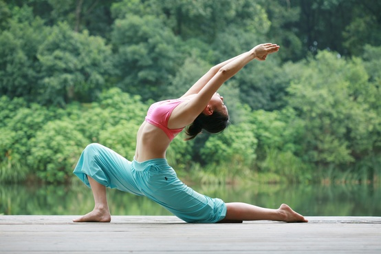 Yoga-positive-attitude