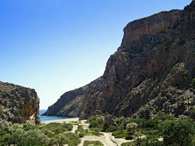 Trek et Sophrologie – Voyage en Crète du 17 au 24 août 2013