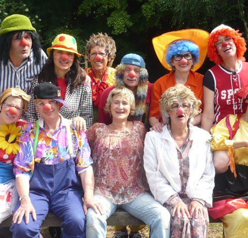 Clown-Gestalt du 14 au 20 juillet 2013 – Le Clown…Un chemin de Vie !