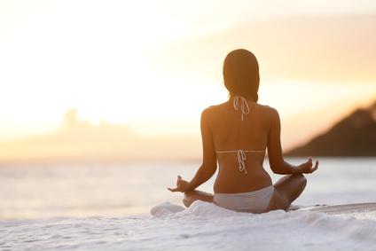 Le Yoga c'est bon pour le stress