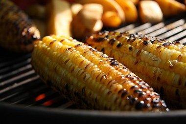 Recette bien-être végétarienne: Épis de maïs grillés au piment