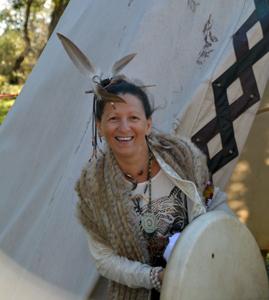 Marie Jésus Sandoval-Amrita – Chamane et enseignante Tantra