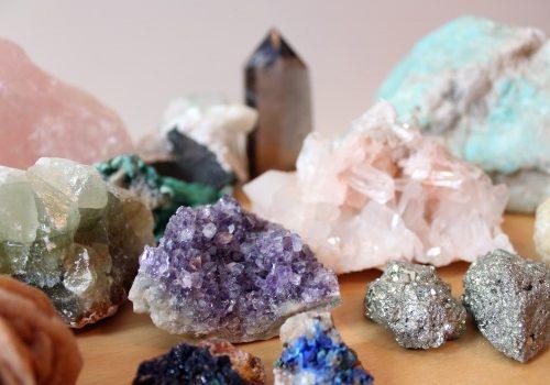 Bien-être et médecine douce: Pierres et cristaux
