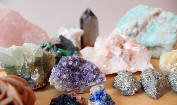 Pierres-et-cristaux