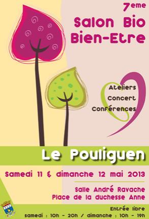 Salon bio et bien-être ce week-end au Pouliguen