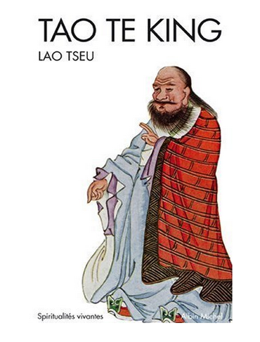 Livre de développement personnel: «Tao Te King» de Lao Tseu