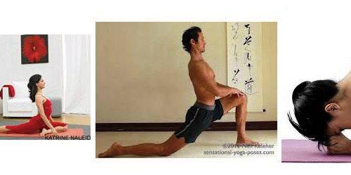 Yoga – Le psoas en Yoga
