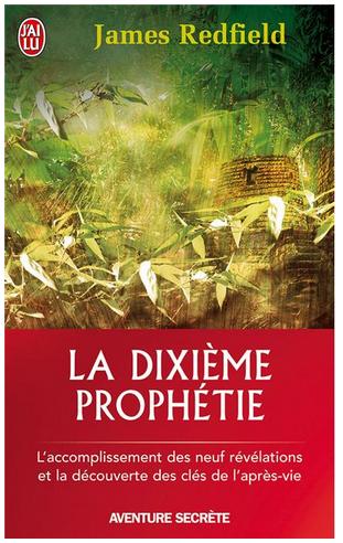 Livre de développement personnel: «La dixième prophétie» de James Redfield
