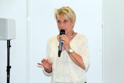 Sylvie Volery – Spécialiste en PNL, en systémique et en sophrologie – Suisse