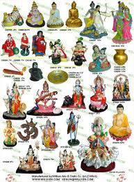 Yoga – Les principales déesses indiennes