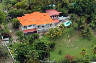 Gîtes et lieux de stage – Habitation Créole – Guadeloupe