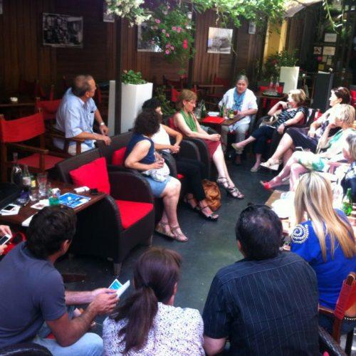 Une belle rencontre inter-thérapeute à Aix-en-Provence
