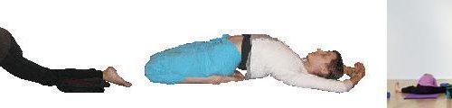 Yoga – Les méridiens Rate-Pancréas & Estomac en Yin Yoga