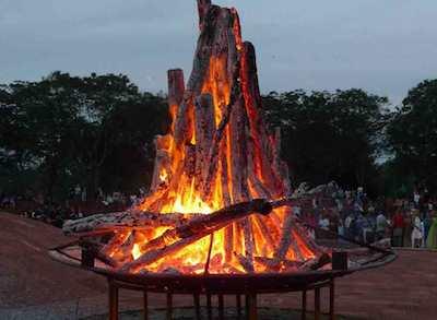 Films spirituels-Auroville le lien d'Or