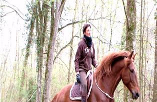 Stage développement personnel avec Hélène DUPONT et les chevaux