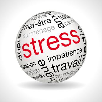 Le stress en période d'examen, regarder l'objectif
