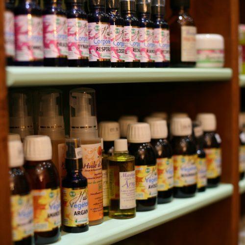 Choisir ses huiles essentielles