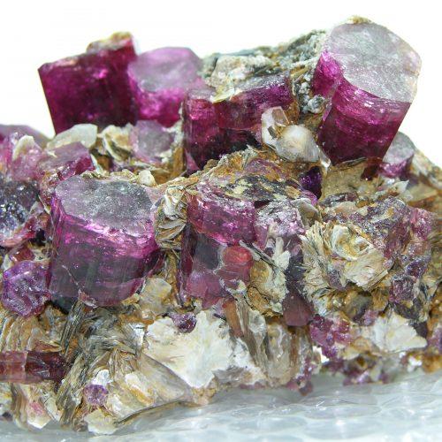 Bienfaits des minéraux-Rubellite