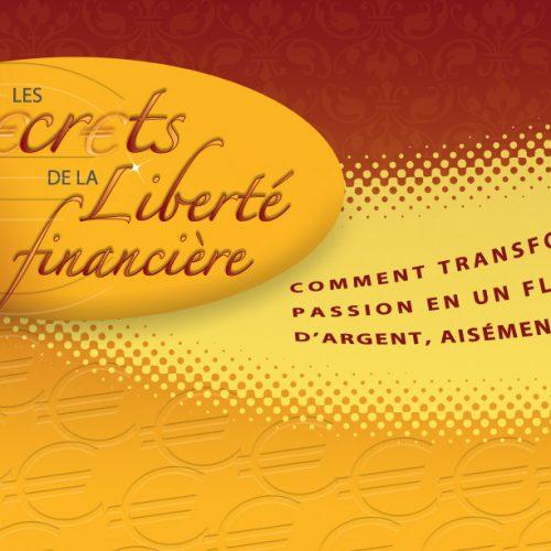 Stage en développement personnel-Les Secrets de la Liberté Financière