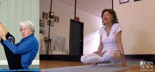 Yoga-A quel âge peut on être considéré «trop vieux» pour le Yoga
